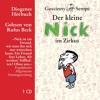 René Goscinny, Der Kleine Nick Im Zirkus. Diogenes Hörbuch 978-3-257-80288-7