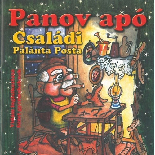 Panov apó cd - Farkasok c. történet (részlet)