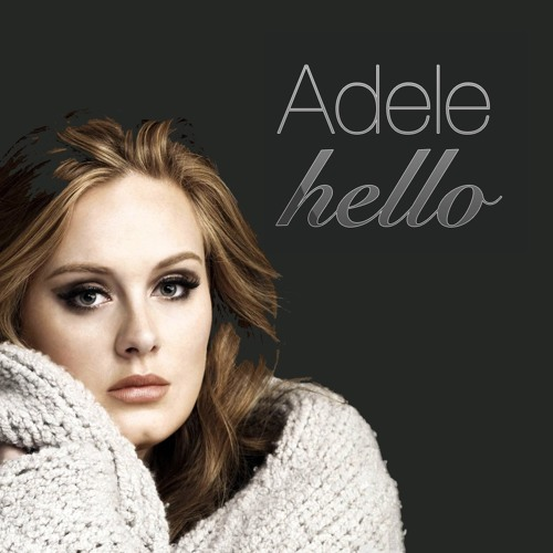 Image result for hello adele
