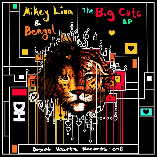 [DH008] Mikey Lion & Bengal - The Big Cats EP [FREE DOWNLOAD]