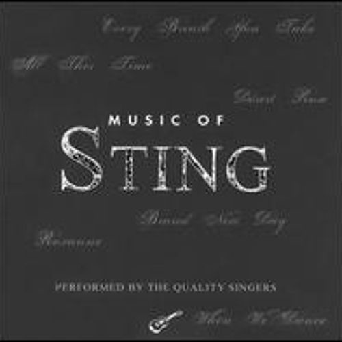 Sting :: Shape Of My Heart