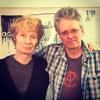 JG Thirlwell with David Harrington
