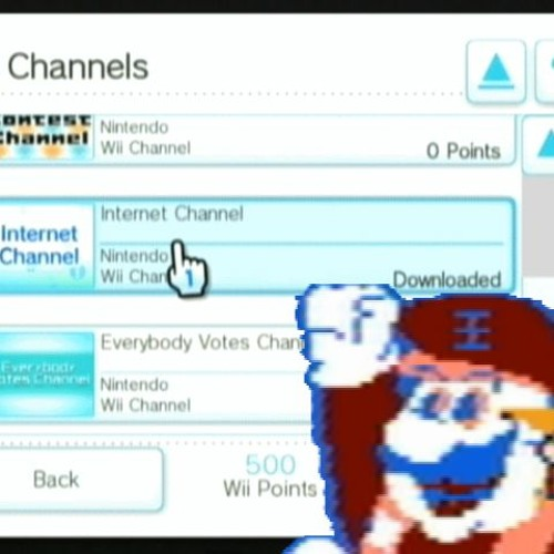 Grand Dad Goes Shopping But Accidentally Buys The Internet Channel For 500 Wii Points By How2bebin