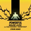 Download Lagu Major Lazer feat Ellie Goulding & Tarrus Riley - Powerful (Strobe Remix)