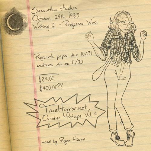TrueHorror.net October Mixtape vol. 4 : Samantha's Mix