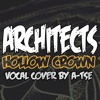 Architects - Hollow Crown(vocal cover with instrumental background)