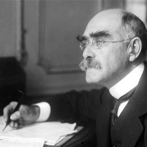 Om Rudyard Kipling med Lars Burman