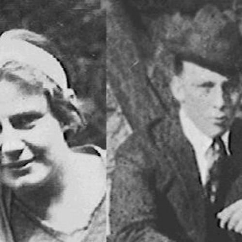 Isobel Morley (Grant) & Ben Morley 1977