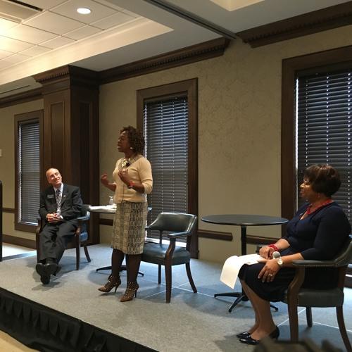 Dr. Fannie Hewlett - First African American Graduate of Belmont