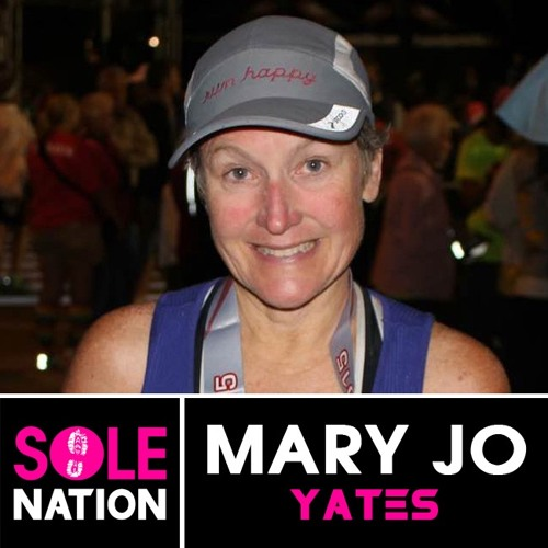 24 Mary Jo Yates -  Finding Community through Running and Racing