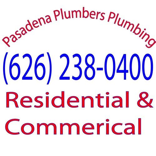 Plumber Pasadena CA 626 - 238 - 0400