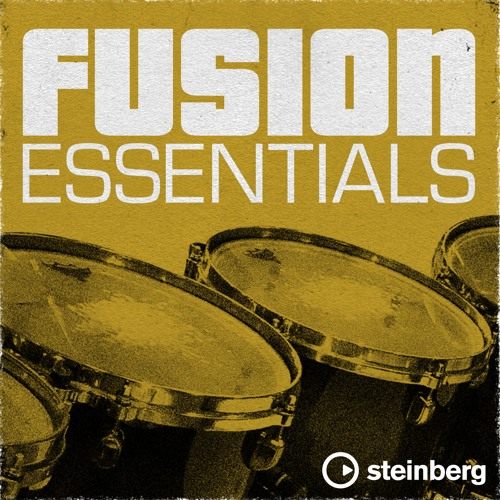 Steinberg - Groove Agent 4 - Fusion Essentials