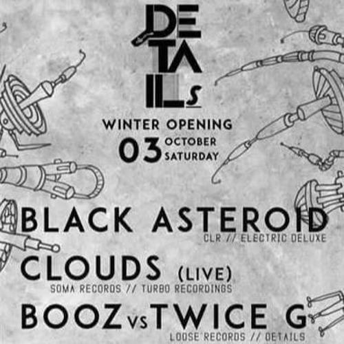 Booz Vs Twice G @ Golden Gate [03-10-2015 with Black Asteroid, Clouds, Booz Vs Twice g]