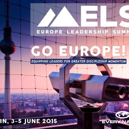 European Leadership Summit 2015