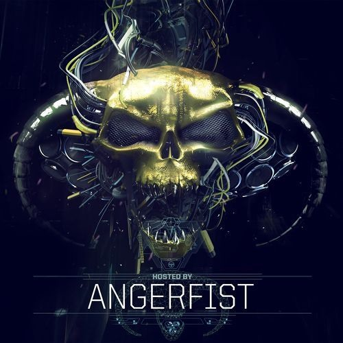 Angerfist - Masters Of Hardcore Podcast #25
