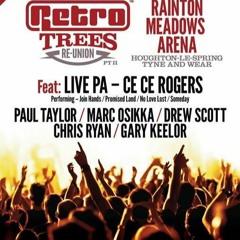 Gary Keelor - The Big Retro / Tall Trees Reunion (18-10-2014)