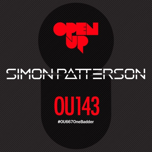 Simon Patterson - Open Up - 143 - Live from Melbourne