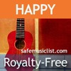 Happy Acoustic Guitar Loop (Royalty Free Music For YouTube Marketing)