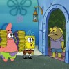 Spongebob Chocolate Metal