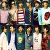 Super Junior+M - A Man in Love [All 15 Members Korean/Mandarin Mix]