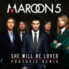 110 Maroon 5 - She will be Love [By.KalifaSounD15']