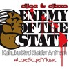 DJ Joe & DJizzo's Enemy Of The State (Red Raider Anthem Part II) #LaieStyleMusic