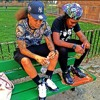 Young M.A 10 BANDS x Brooklyn Poppin