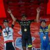 Elías Vega es segundo en Vuelta a Guatemala