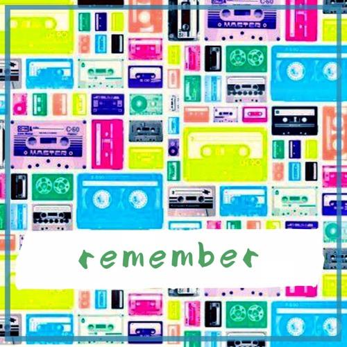#remember
