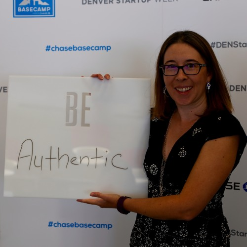 Mandy: Be Authentic