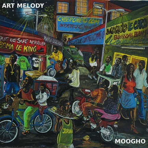 "Art Melody - ""Hip Hop"" (prod. by HMan)"