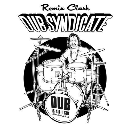 Dub Syndicate ft. U-Roy -  Dub Is All I Got(Brain Damage Remix) Master