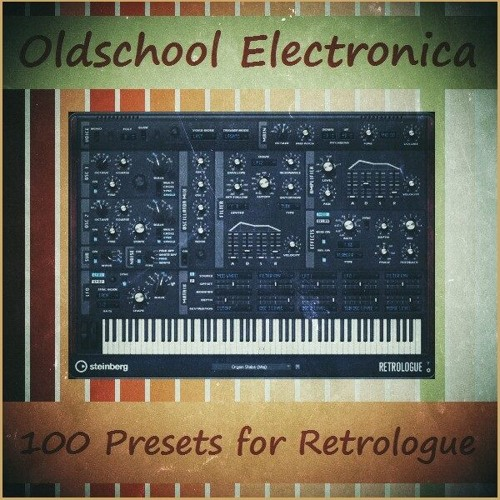 Retrologue - Oldschool Electronica demo.