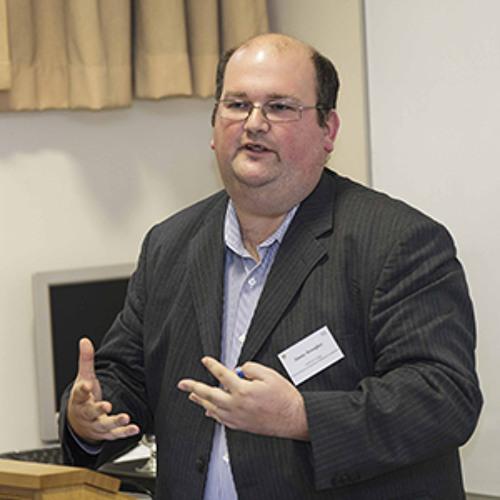 Professor Jimmy Donaghey, University of Warwick