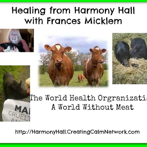Healing From Harmony Hall - Frances Micklem - A World Without Meat