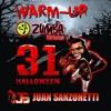 WARM - UP ZUMBA JS HALLOWEEN DJ Juan Sanzonetti
