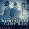 Gadiel -  Rompiendo Caderas (Dj Chily & Dj Woofer Extended Edit)[DESCARGA EN BUY]