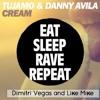 Download Tujamo & Danny Avila Vs Fatboy Slim - Cream Vs Eat Sleep Rave Repeat (DV & LM Mashup) [Roma Remake] Mp3