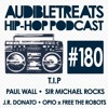 Audible Treats Hip Hop Podcast 180