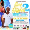 (CD2)Dare 2 Be Different 2 Onboard The Jolly Roger Nov 22nd Promo By Sheldon Papp & Level Vibes