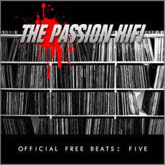 [FREE DL] The Passion HiFi - So Glad I Found You - Boom Bap Beat / Instrumental