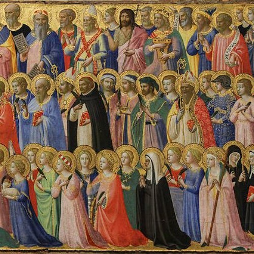 Uroczystość Wszystkich Świętych 2014