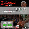 Boston Celtics vs Toronto Raptors: Full Length Player/Coach Interviews - The Garden Report