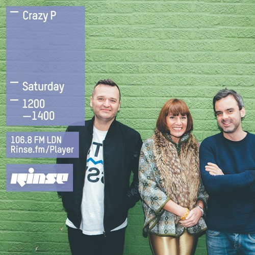 Rinse FM Podcast - Crazy P - 31st October 2015 by Rinse FM | Free