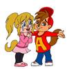 **Alvin and the chipmunks-Funk Pink Vonk - Apa kabarmu**