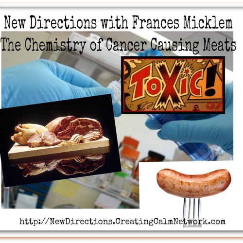 New Directions - Frances Micklem - The Chemistry of Cancer Causing Meats