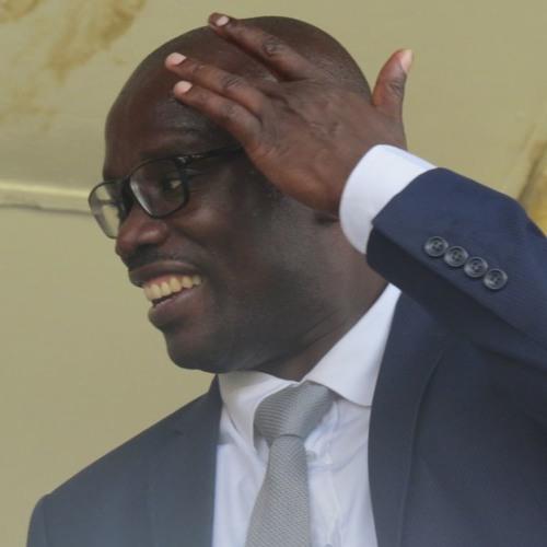 Reverien Ndikuriyo Le Pdt du sénat Illégitime promet de raser des quartiers de la capitale