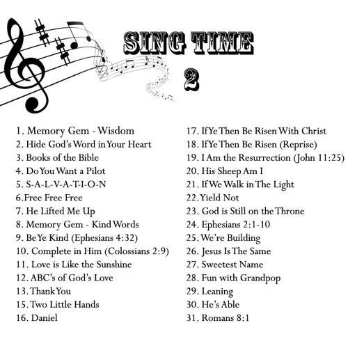 Sing Time 2