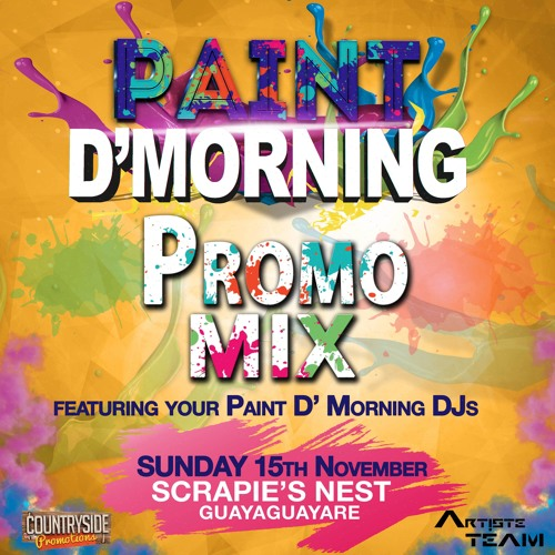 Paint D' Morning (Fresstyle Promo Mix)