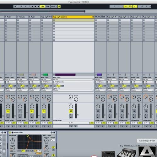 FreeStyle Original - 7 UP Groove Bonus track =Demo